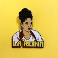 La Reina Pin from Drunk Mother Dancing