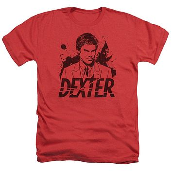 Dexter - Splatter Dex Adult Heather