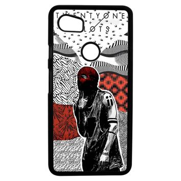 Twenty One Pilots Artwork Poster Google Pixel 2XL Case