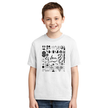 Bon Iver Youth T-shirt
