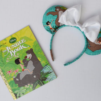 Jungle Book Mouse Ears
