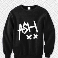 Ashton Irwin Ash 5sos Sweater Man and Sweater Woman
