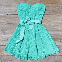 Meadow Grass Dress