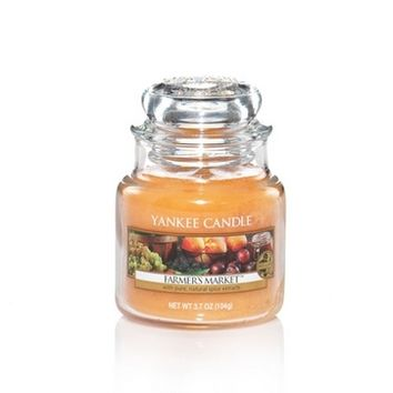 Farmer's Market™ : Small Jar Candles : Yankee Candle
