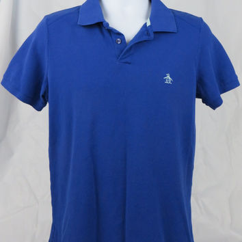 Coca cola knockoff cape cod logo from vinretroclothin for Golf shirt with penguin logo