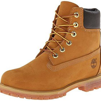 "Timberland Women's 6"" Premium Boot  timberland boots for men"