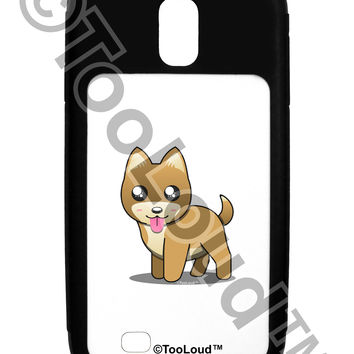 Kawaii Standing Puppy Galaxy S4 Case