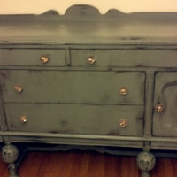 ReLoved and UpCycled Distressed Shabby Chic by AFreshCoatOfPaint