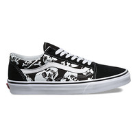 Skulls Old Skool | Shop At Vans