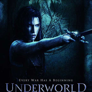Underworld 3: Rise of the Lycans 27x40 Movie Poster (2009)