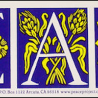 Earthly Peace - Bumper Sticker