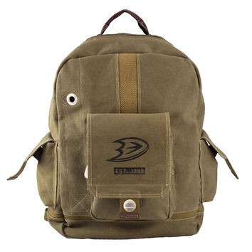 Anaheim Ducks NHL Prospect Deluxe Backpack