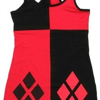 Harley Quinn Tank Top Dress