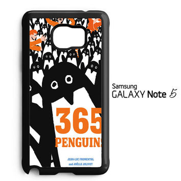 365 penguins book Y1988 Samsung Galaxy Note 5 Case