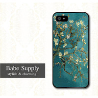 Van Gogh Art - iPhone 5 case, iPhone 5 hard cover, iPhone 5 cases, cover skin case for iphone 5