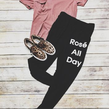 ROSE ALL DAY SWEATS