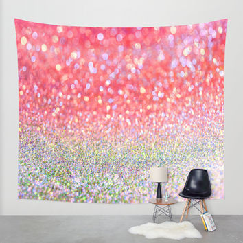 Candy. Wall Tapestry by Haroulita