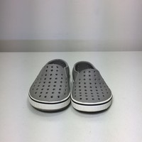 Native Little Kids Pigeon Grey Miles Slip-On Shoes