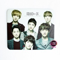 Mouse Pad Mouse mat of EXO-K  Ver 7
