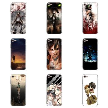 Cool Attack on Titan Tpwxnx Anime Japanese  For LG G2 G3 mini spirit G4 G5 G6 K4 K7 K8 K10 2017 V10 V20 V30 TPU Phone Cases AT_90_11