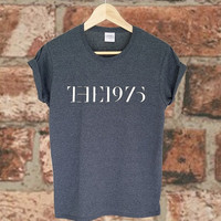 1975 Band T Shirt. The Women's T Shirt Rock and Pop Band