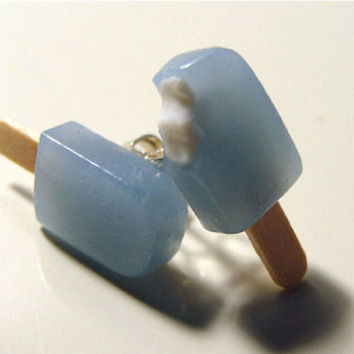 Popsicle Earrings - Three Flavors To Choose From - pics of all three in listing
