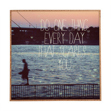 Happee Monkee Do One Thing Everyday Framed Wall Art