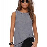 Sinner Stripe Tank