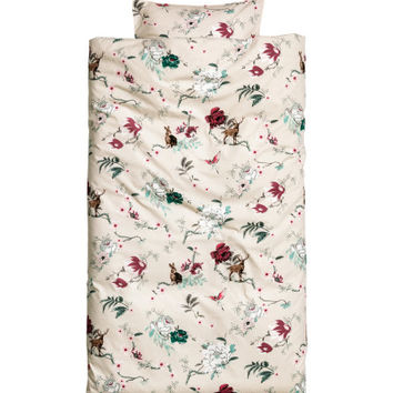 Duvet Cover Set - from H&M