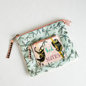 Disaster Designs Quirky After Your Beauty Sleep Makeup Bag
