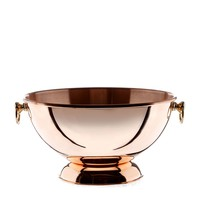 Mauviel Cuprinox Champagne Bowl Copper | Harrods