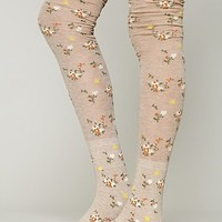 Free People Botanic Garden Thigh High