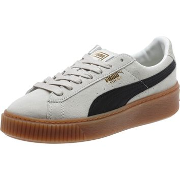 PUMA SUEDE PLATFORM CORE WOMENS SNEAKERS