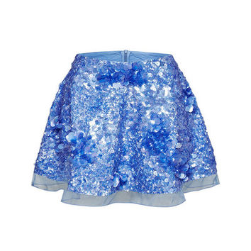 Sorian Skirt Sapphire - The Aje. Boutique