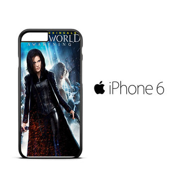 Underworld Awakening poster Z0756 iPhone 6 Case