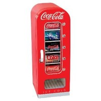 Amazon.com: Koolatron CVF18 10-Can-Capacity Vending Fridge: Appliances