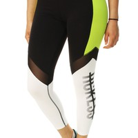 Young & Reckless Women's Come Thru Tactic Leggings