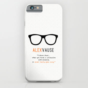 Alex Vause #2 | Connection | OITNB iPhone & iPod Case by Sandi Panda