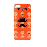 Mustache to the Max iPhone 5 Case