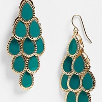 Carole Waterfall Earrings (Juniors) (Online Only)