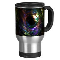 The Alien Within 15 Oz Stainless Steel Travel Mug