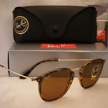 Ray Ban 2448N Light Havana w Brown Crystal (B-15) Lens (RB2448N 710)