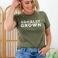 Locally Grown Tee