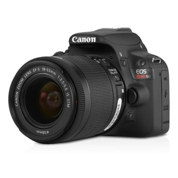 Canon EOS Rebel SL1 Digital Camera 18-55mm IS STM Kit - Apple Store (U.S.)