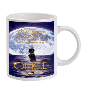 Gift Mugs | Once Upon Time Captain Hook Emma Swan Ceramic Coffee Mugs