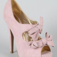 Liliana India-1 Double Bow Platform Pump