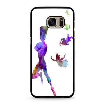 Peter Pan In Watercolor Samsung Galaxy S7 Case