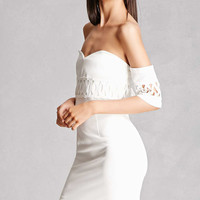 Soieblu Off-the-Shoulder Dress