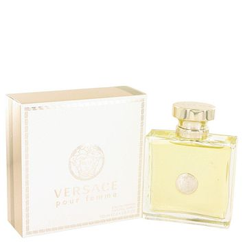 Versace Signature By Versace Eau De Parfum Spray 3.3 Oz