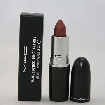 MAC Matte Lipstick WHIRL (Dirty rose)